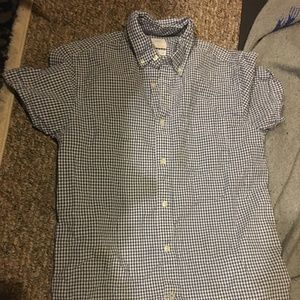 Mens button up short sleeves